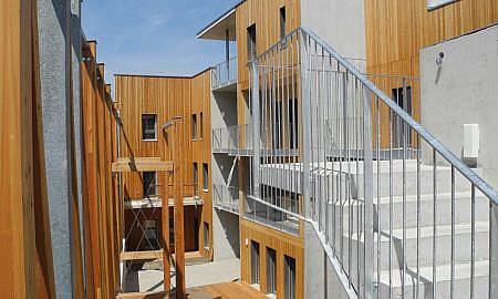 Ecoterra - habitat participatif à Strasbourg