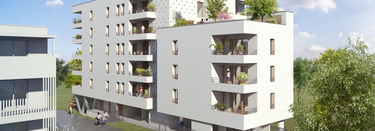 Phare du Bohrie - habitat participatif à Strasbourg