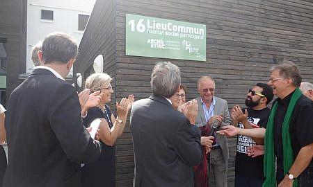 Locatif social ET participatif, retour sur l'inauguration de Lieu Commun