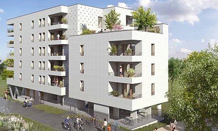 Phare du Bohrie à Ostwald, une résidence participative et solidaire