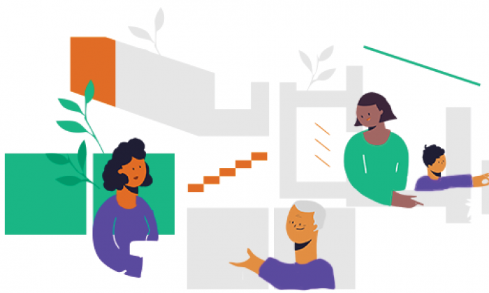 Louer en habitat participatif, à prix maîtrisé ? découvrez la location sociale participative