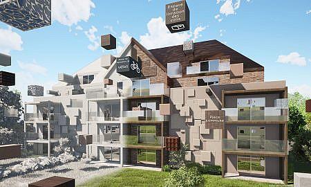 Co-conception Immobilière à Bischheim - annonce d'habitat participatif à Strasbourg