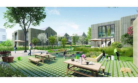 Projet d'habitat participatif dans le quartier du Parc à Mundolsheim - annonce d'habitat participatif à Strasbourg