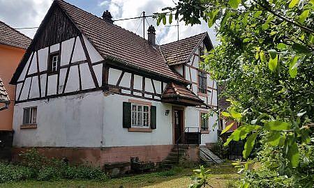 Saasenheim, une opportunité au coeur du Ried (bien à vendre)