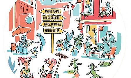 Découvrez « 1000 façons d'habiter son quartier » avec la Journée Porte Ouverte de l'Habitat Participatif