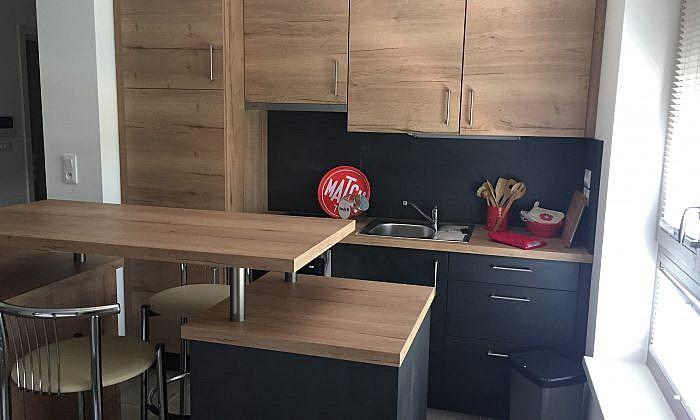 A la location, studio neuf meublé – écoquartier Danube / 1er août 2021