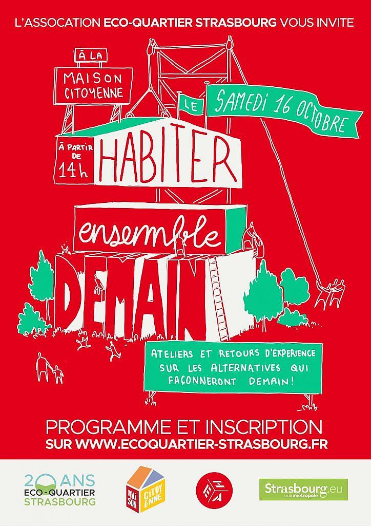 Habiter Ensemble Demain – Partageons un après-midi d'inspirations !